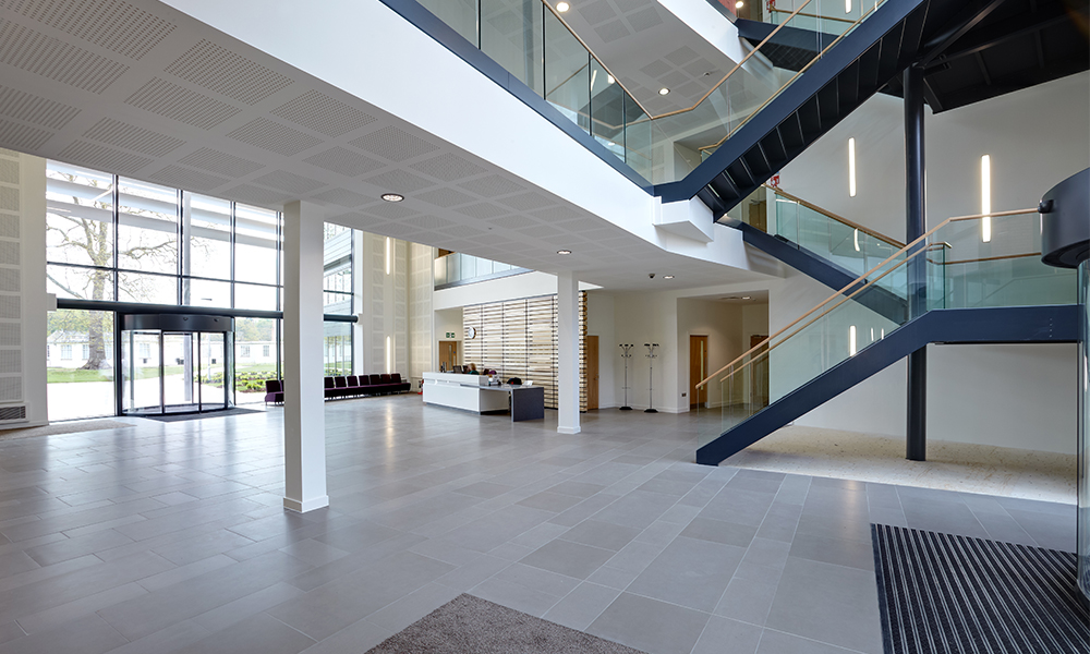 Enterprise Centre University Of Reading Thomasons