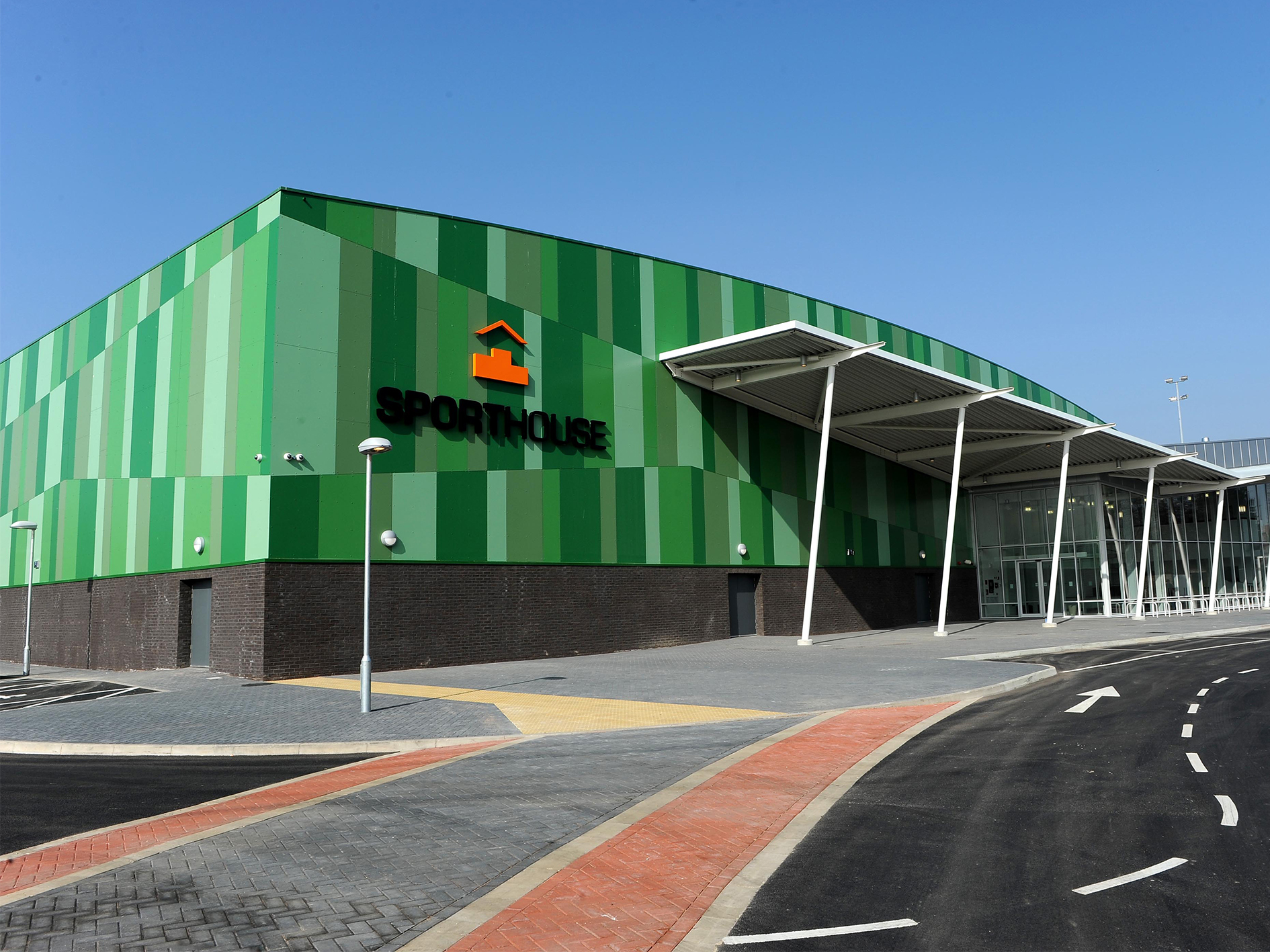 Sporthouse Mayesbrook Park Dagenham Thomasons